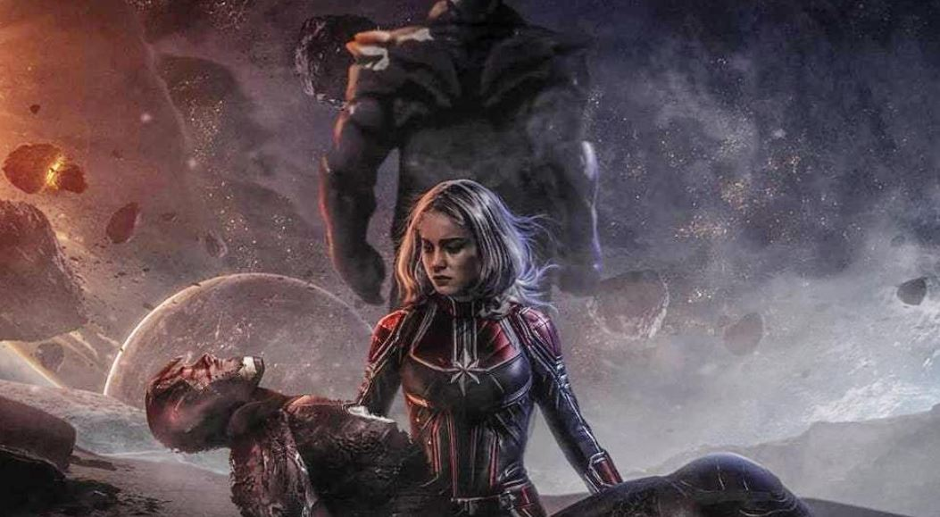 Avengers: Endgame Theory Tony Stark Time Stone