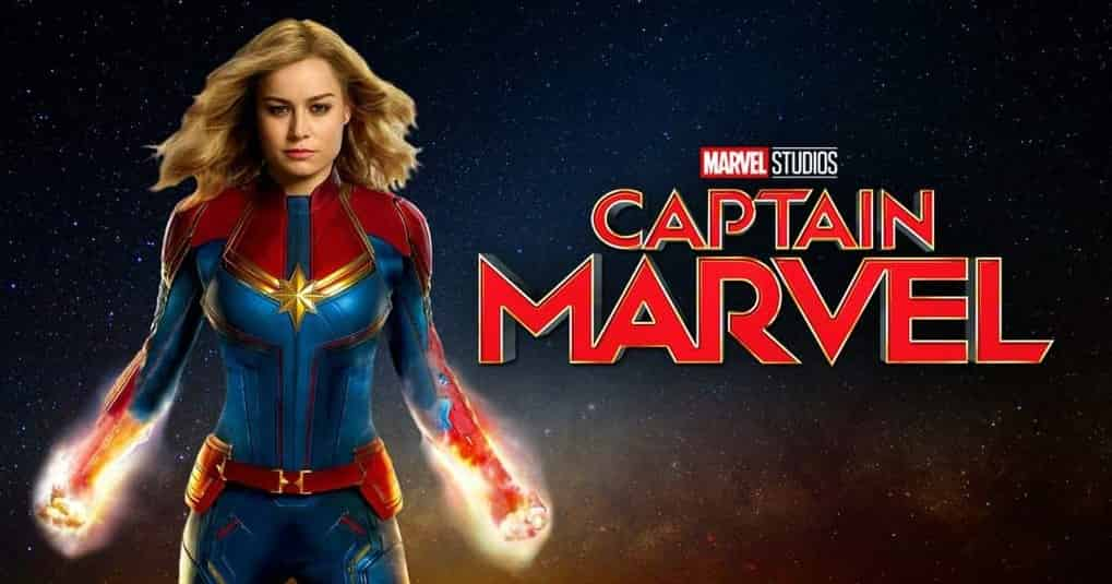 Captain Marvel Carol's Cat