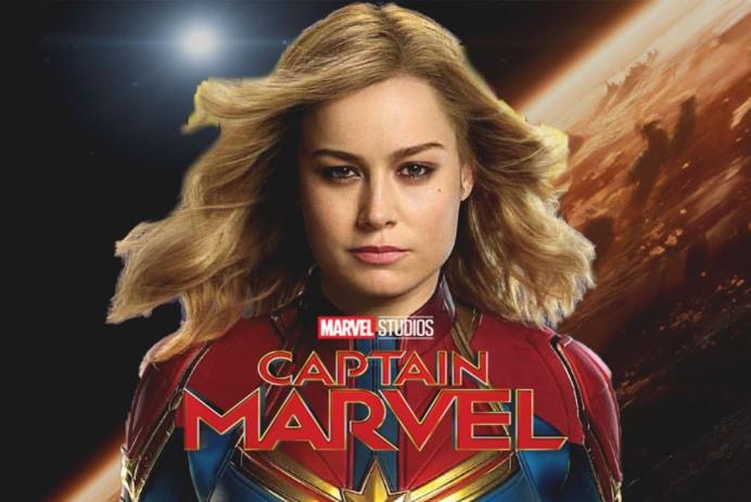 Avengers: Endgame Captain Marvel Goose