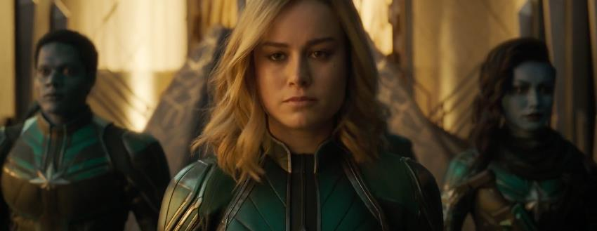 The First Trailer for Captain Marvel Trailer Has Finally Been Released…