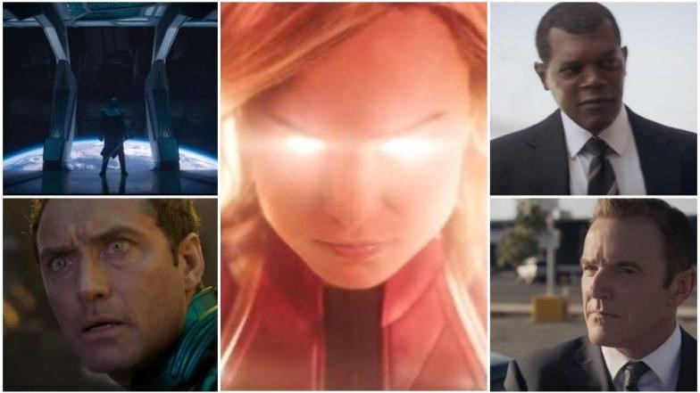 Photo of Captain Marvel First Official Trailer Has Revealed The Timeline of The Events!