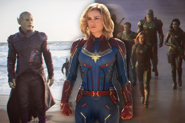 Photo of Captain Marvel Theory: Kree Are Actually The Bad Guys