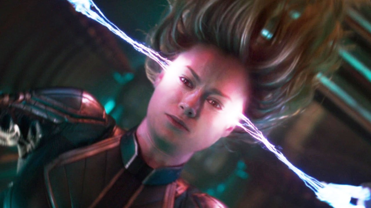 Captain Marvel Trailer The Avengers