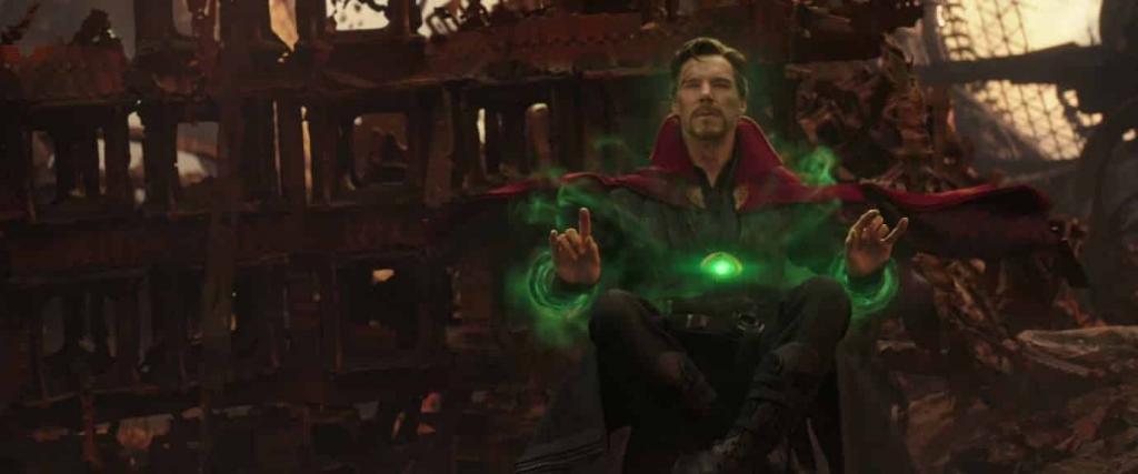 Avengers: Endgame Theory Tony Stark