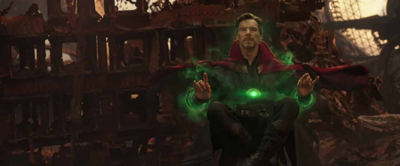 Doctor Strange Director Eye of Agamotto