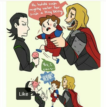 Spider-Man And Loki Memes