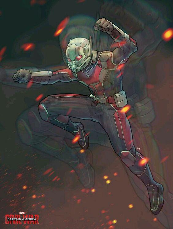 Ant-Man Fanart