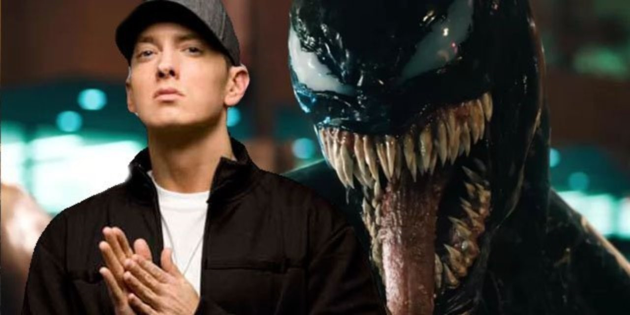 Photo of New 'Venom' TV Spot With The New Eminem Song Released