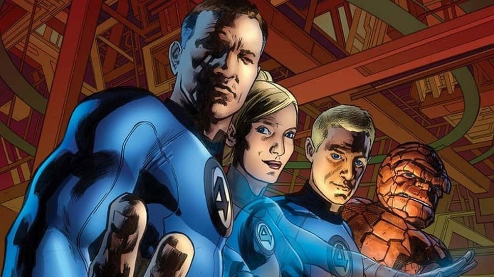 When Will Fantastic Four Movie Release