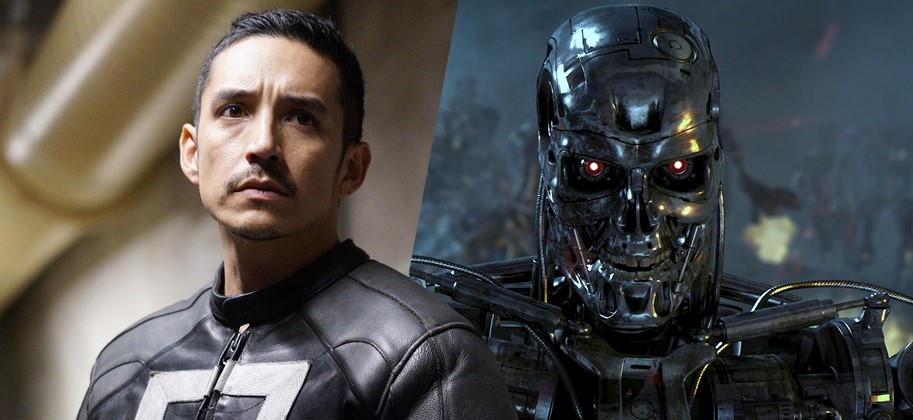 Photo of Terminator 6: Gabriel Luna Shares a Look at The Ultimate Work-Out Session With Arnold Schwaznegger