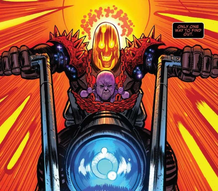 Ghost Rider Guardians of the Galaxy Marvel Comics Update
