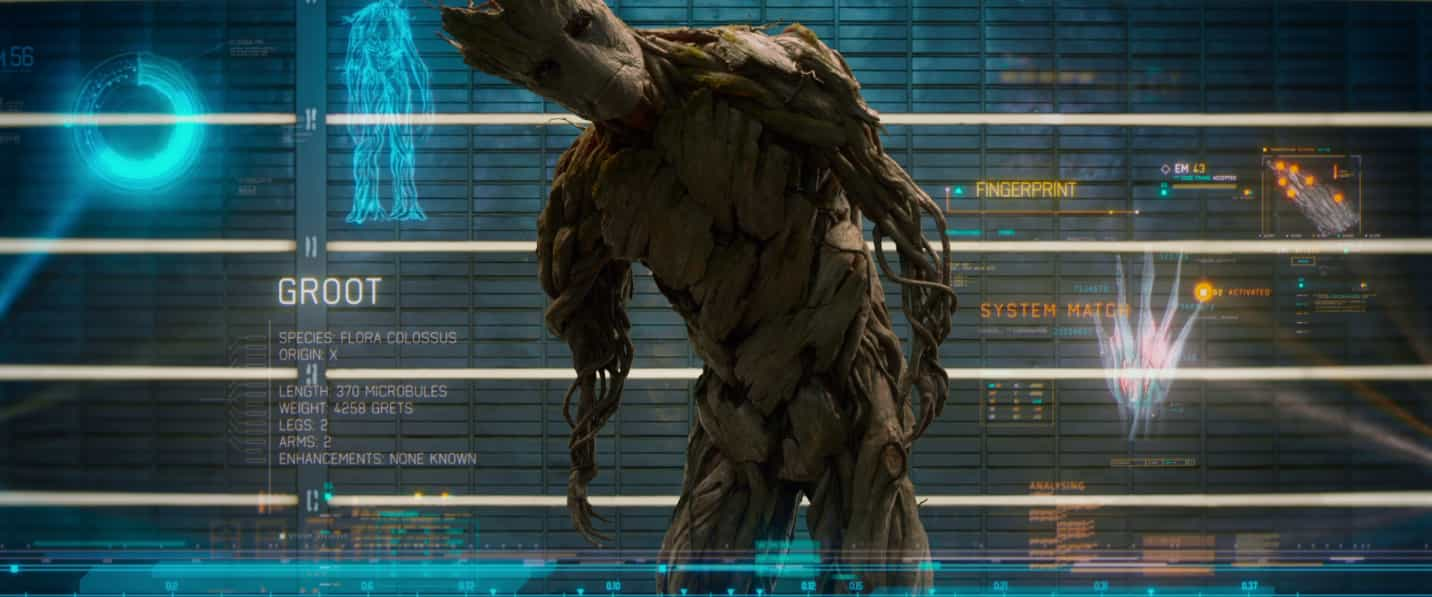 Facts About Groot Marvel