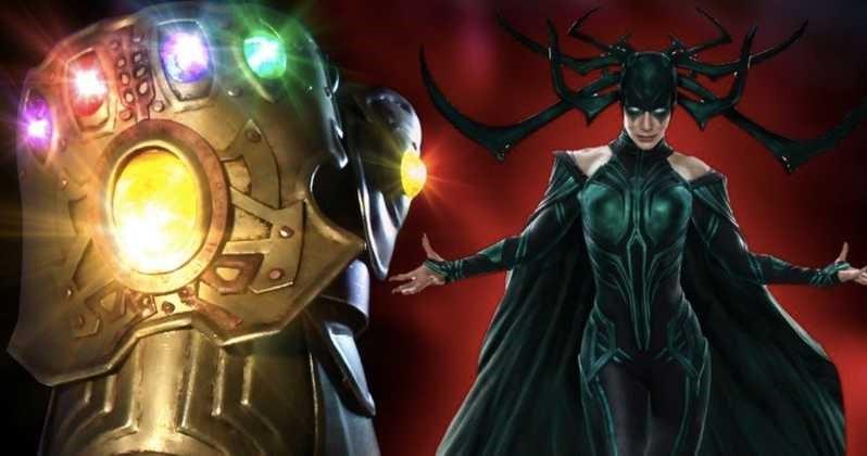 Odin's Infinity Gauntlet