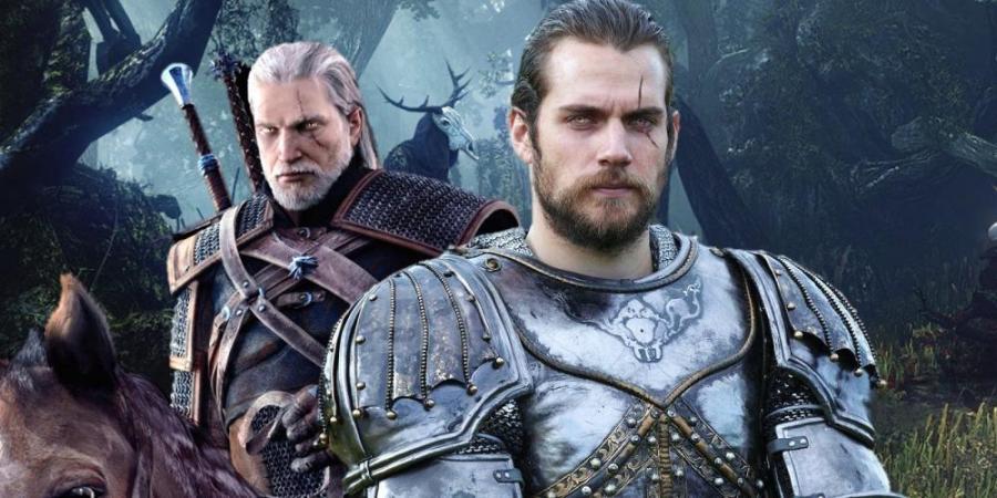 The Witcher Teaser Netflix Henry Cavill Geralt