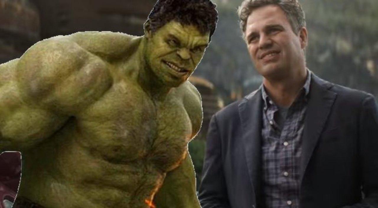 Avengers: Endgame Professor Hulk