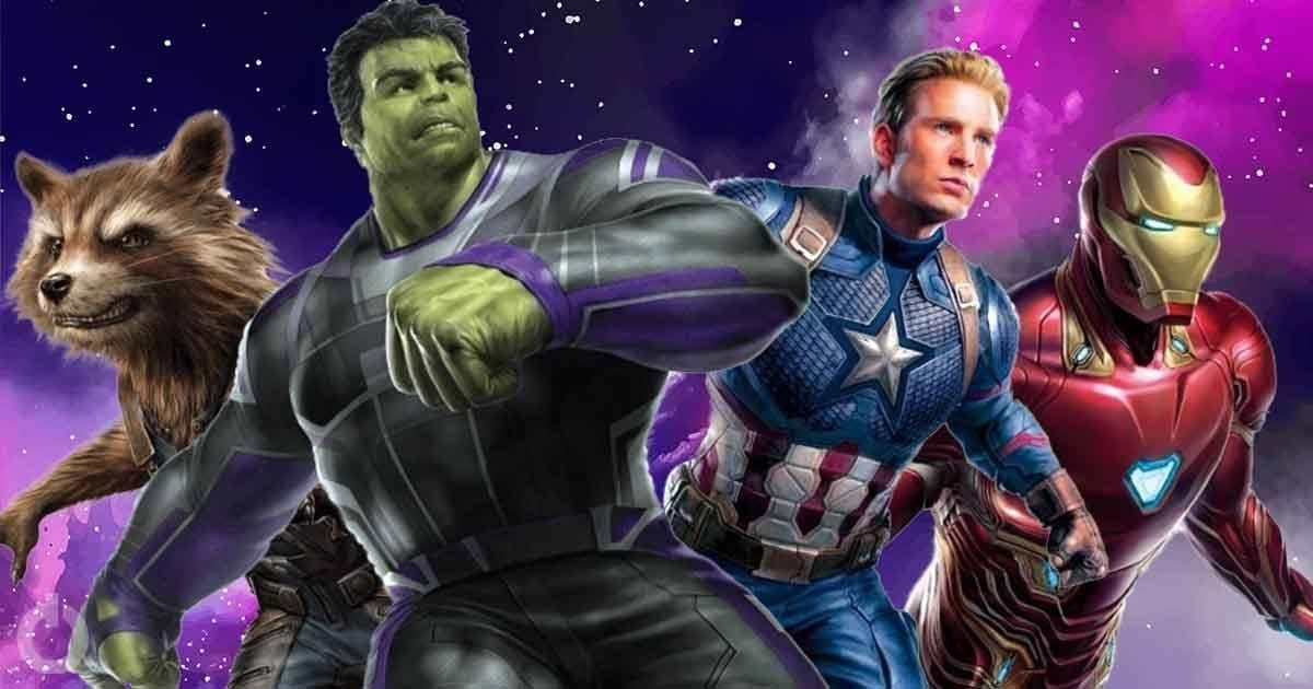 Photo of Avengers 4: High Resolution Images of Hulk, Rocket, Captains & More Revealed
