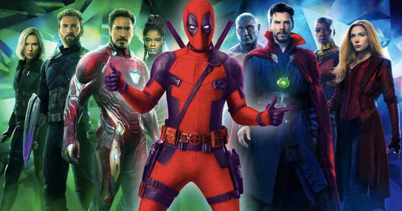 Deadpool Cameo in Multiple MCU Movies & TV Shows