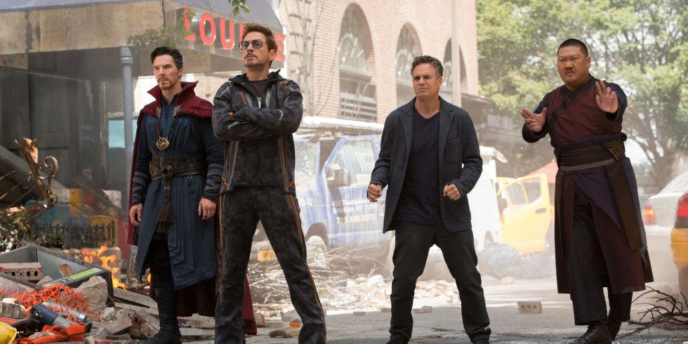 Doctor Strange Avengers: Endgame