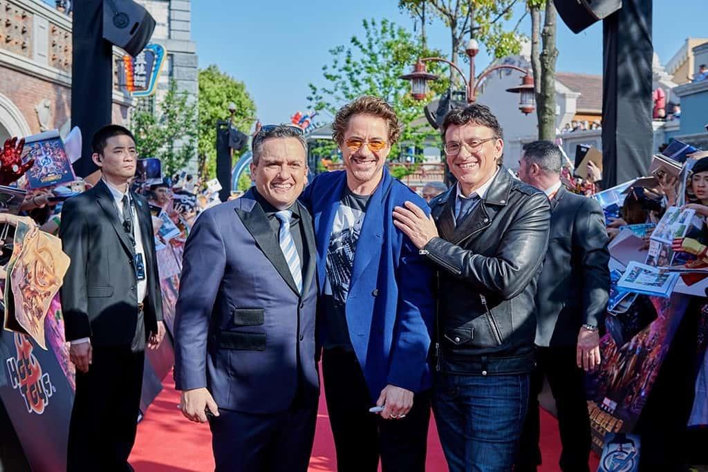 Avengers 4 Director Joe Russo