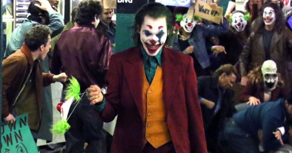 Joker Set Photos Joaquin Phoenix DC