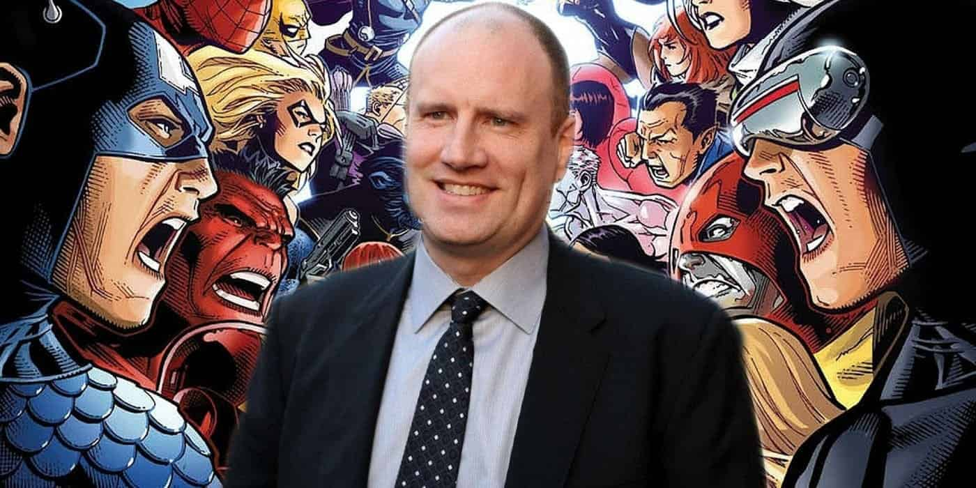 Guardians of the Galaxy Vol. 3 Kevin Feige