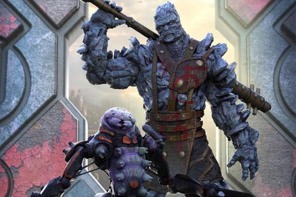 Avengers: Infinity War Fan Theory Korg