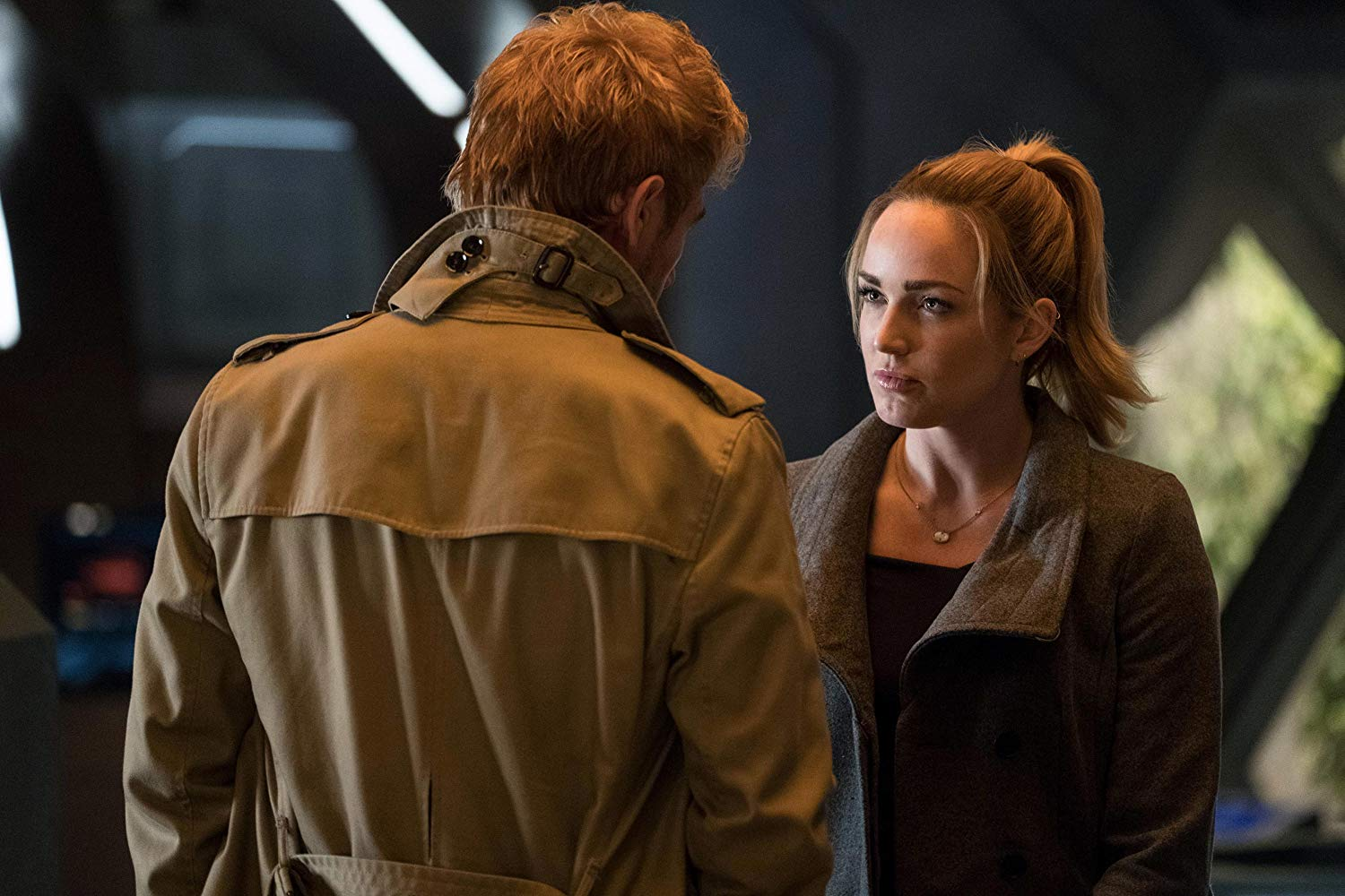 Legends of Tomorrow Star Teases 'Naked Scene' In The Upcoming Season!