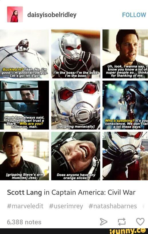 Ant-Man Memes