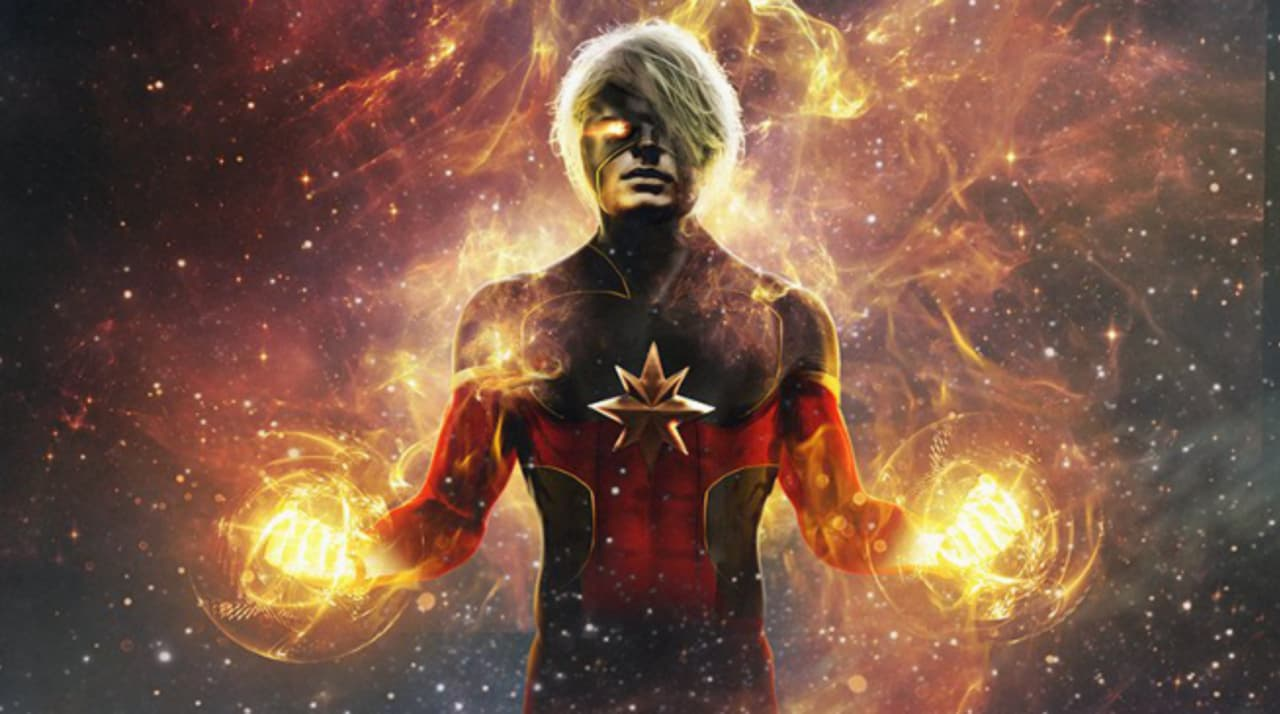 "Photo of Captain Marvel: First Look at Jude Law's Kree Warrior ""Mar-Vell"" Revealed"