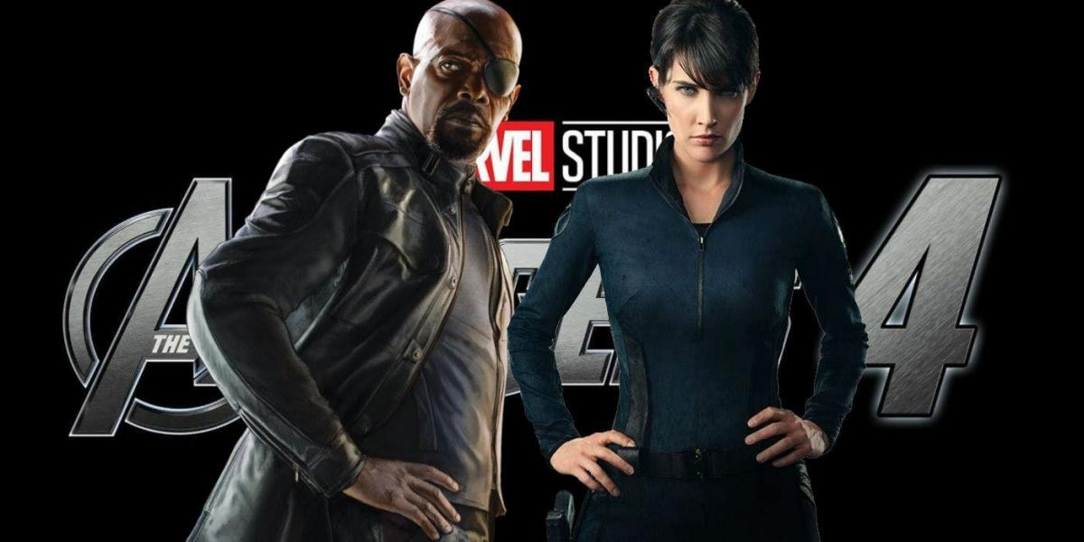 Marvel Replacement of S.H.I.E.L.D. for MCU Phase 4