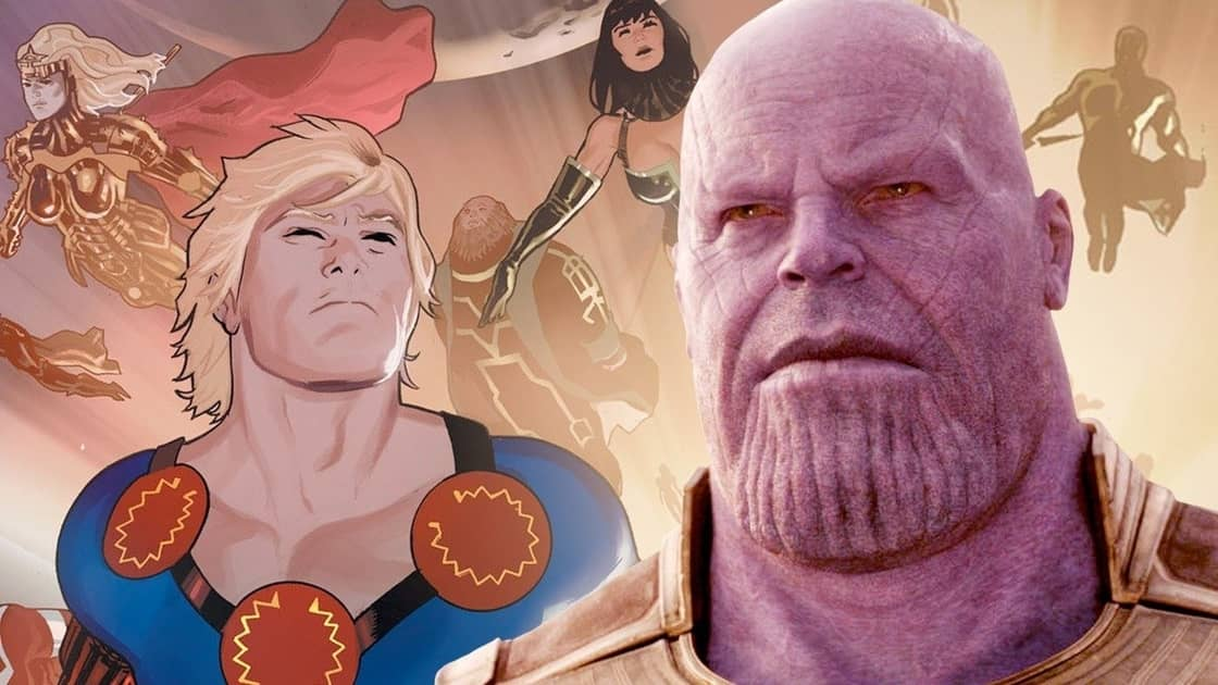 Photo of 'The Eternals' is Finally Kicking Off as Marvel Has Hired A Director for the Cosmic Movie