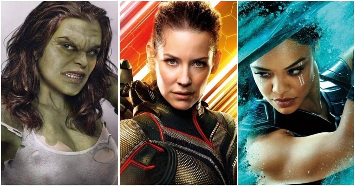 Photo of 10 Marvel Female Superheroes Who Could Get Their Own TV Shows