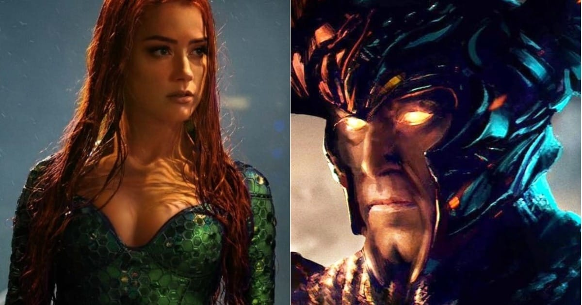 Photo of Justice League Extended Scene Reveals Mera, Queen of Atlantis Taking On Steppenwolf!