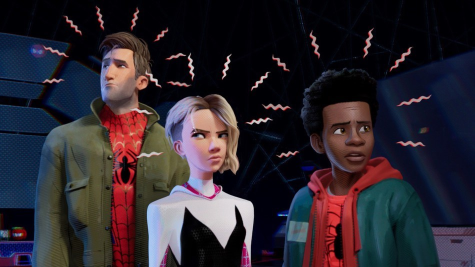 Spider-Man: Into the Spider-Verse Stan Lee Cameo