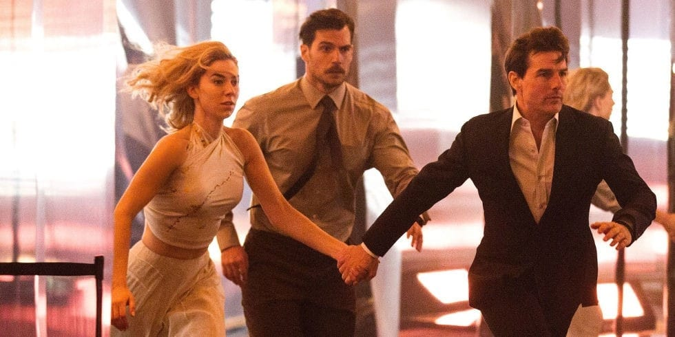 Tom Cruise Mission: Impossible Franchise