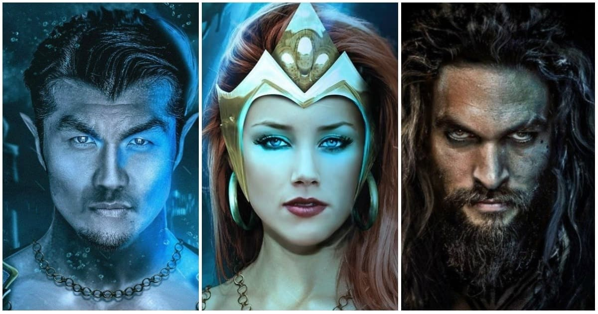 Photo of 10 Most Powerful Underwater Superheroes And Villains