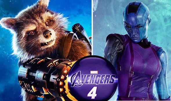 Nebula Rocket Avengers 4 Theory