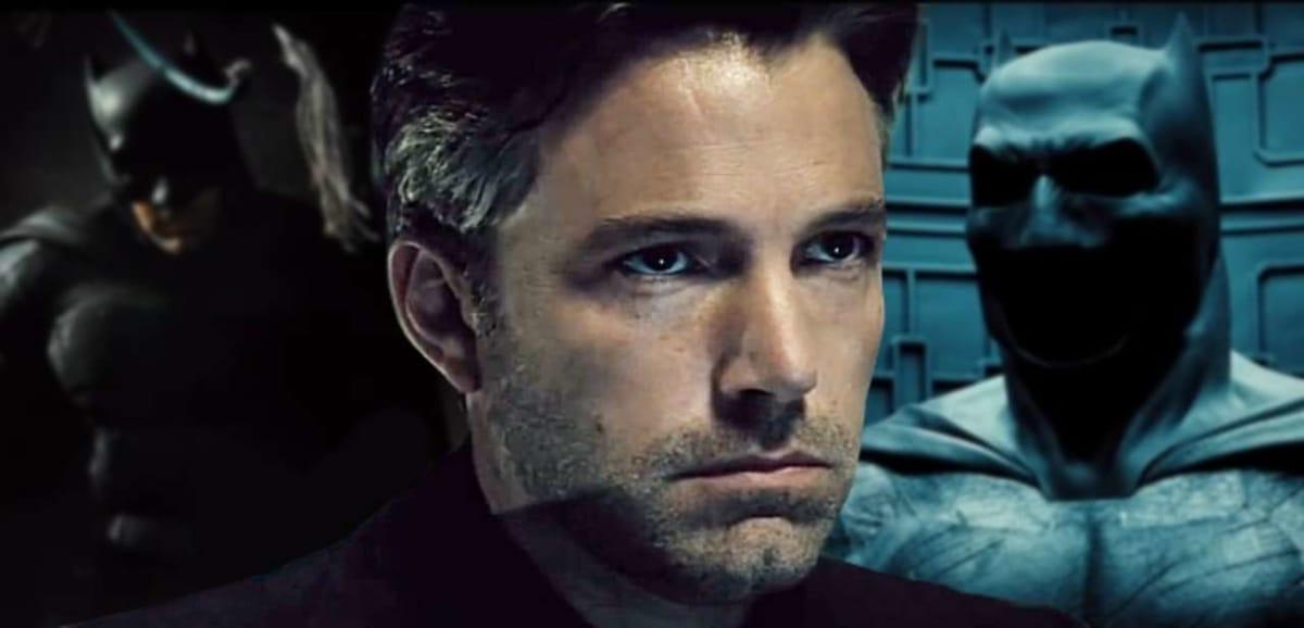 Photo of New Photo Confirms That Ben Affleck is Still DCEU's Batman