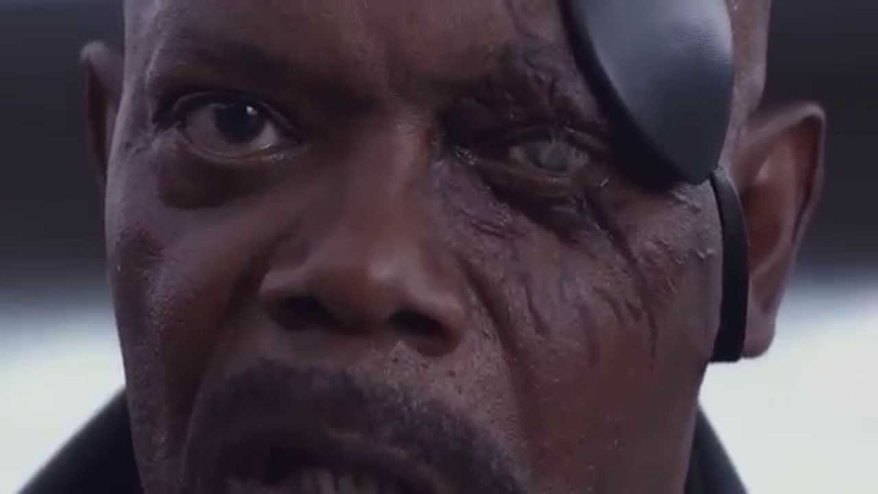 Nick Fury Didn't Lose His Eye in Captain Marvel