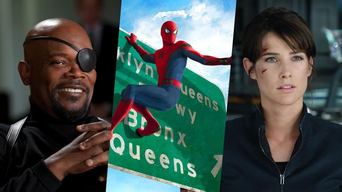 Photo of Spider-Man: Far From Home – First Look at Nick Fury & Maria Hill Revealed