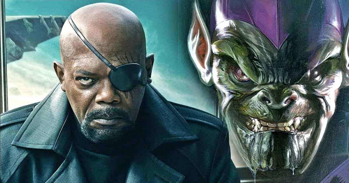 Photo of Captain Marvel Theory: Here's How Nick Fury Will Lose His Eye