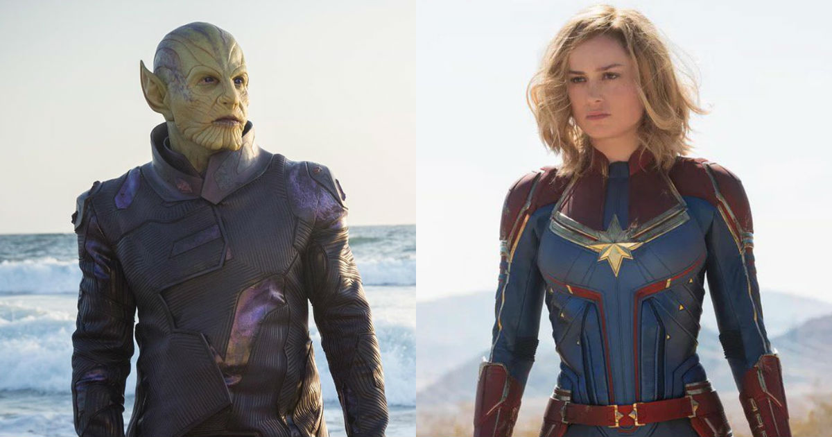 Photo of 'Captain Marvel' Star Ben Mendelsohn Reveals Massive Spoiler about Villainous Skrulls