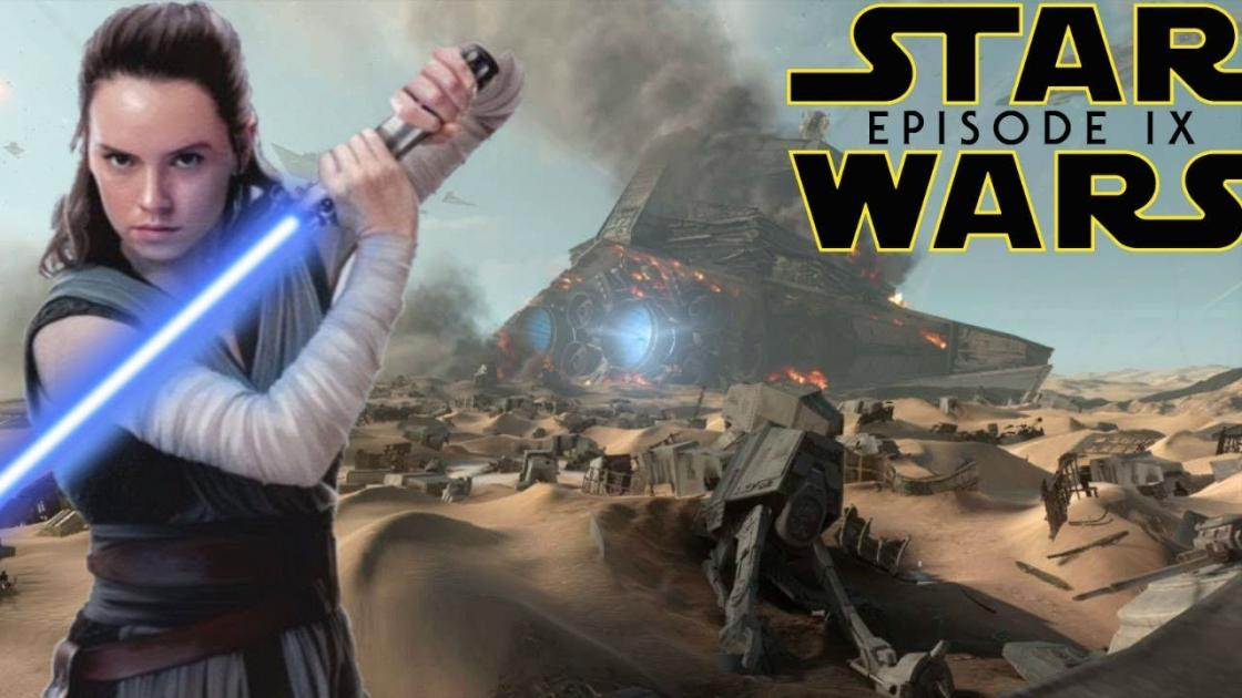Photo of This Star Wars Episode IX Theory Claims Shocking Origins For Rey!