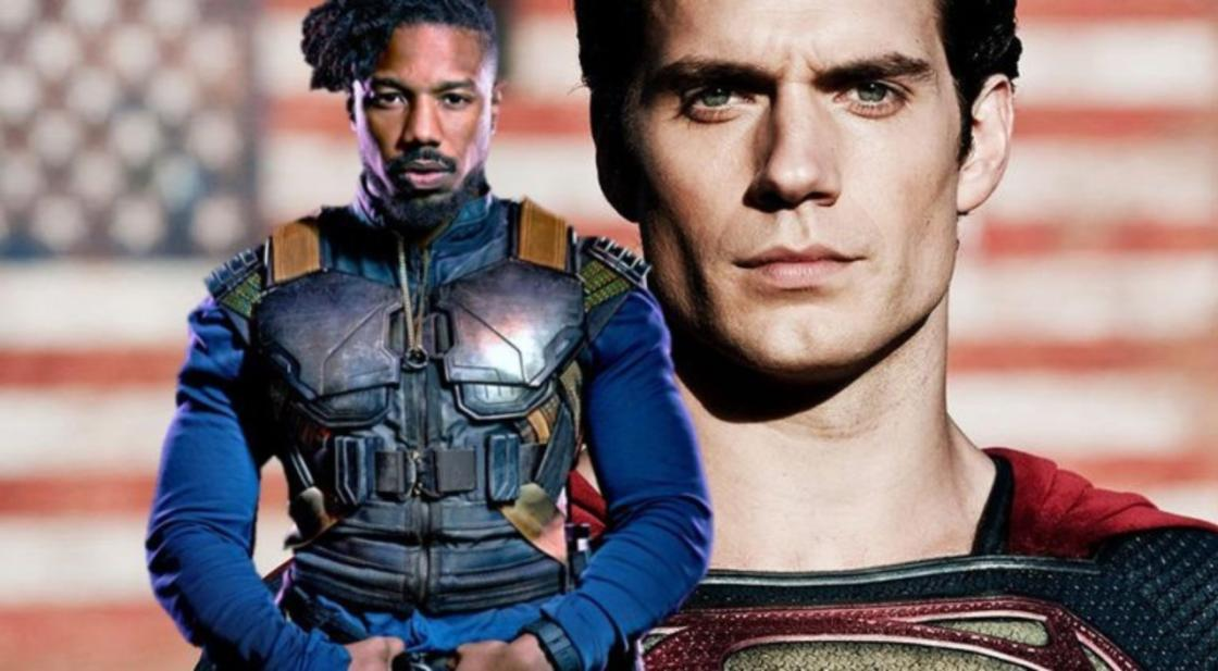 Superman Michael B. Jordan DCEU