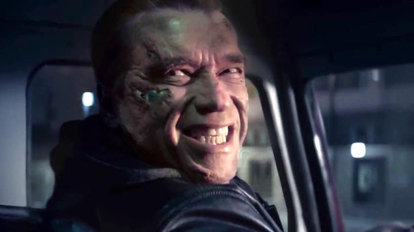 Photo of Terminator 6: Schwarzenegger Shares New Photo Which Brings Back Old Memories