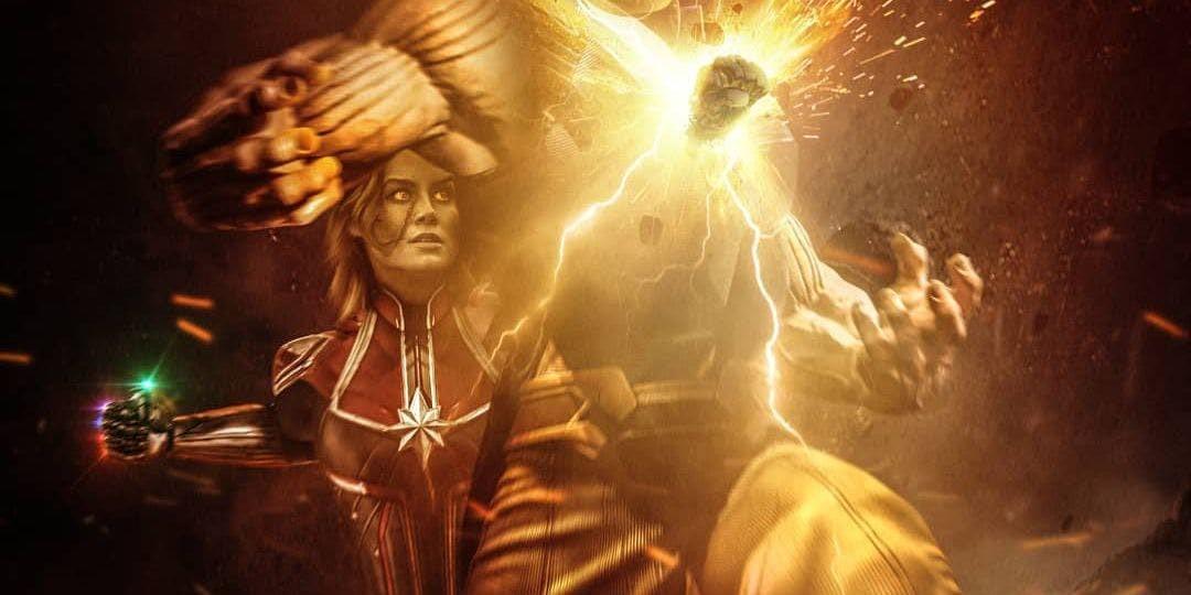 Avengers: Endgame Secret Invasion