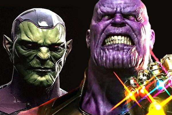 Avengers 4 Theory Skrull Thor