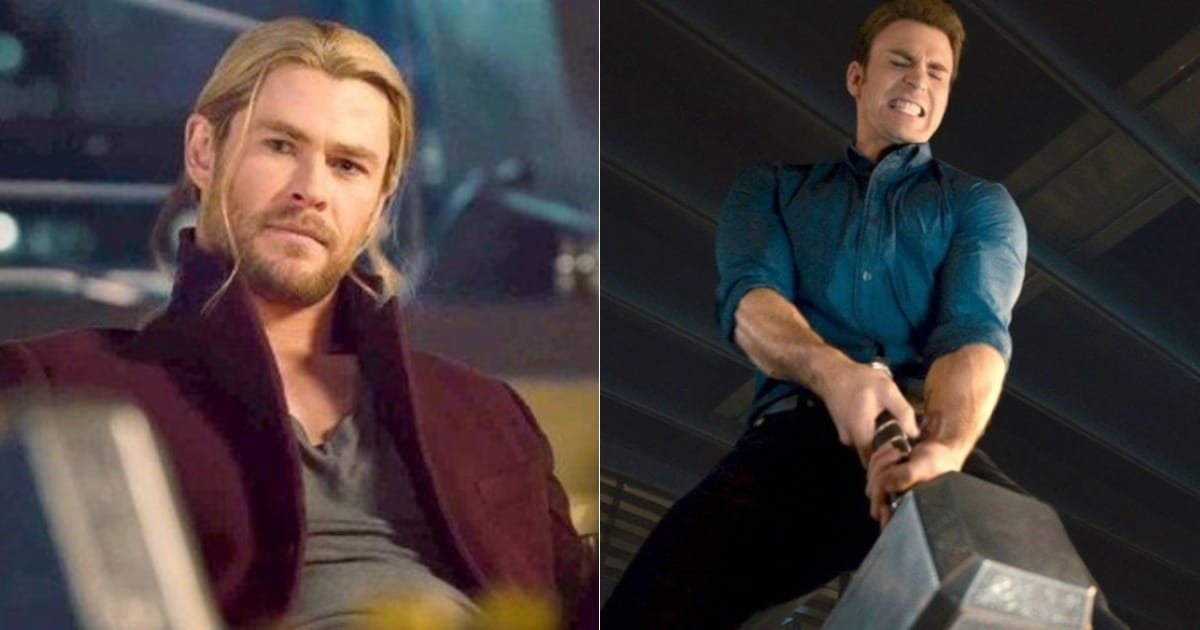 Photo of Avengers 4 – Will Captain America Finally Lift Thor's Hammer?