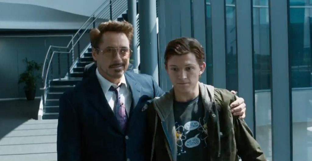 Spider-Man: Far From Home Director Tony Stark