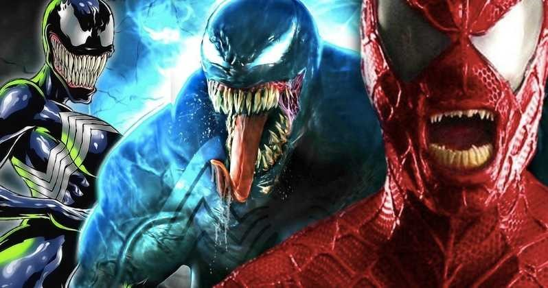 Most Powerful Symbiotes Marvel